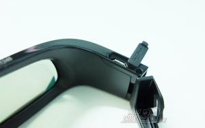 Kính 3D máy chiếu Cine Max 2 sử dụng pin sạc