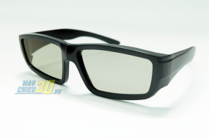 Bán kính 3D máy chiếu phân cực thẳng