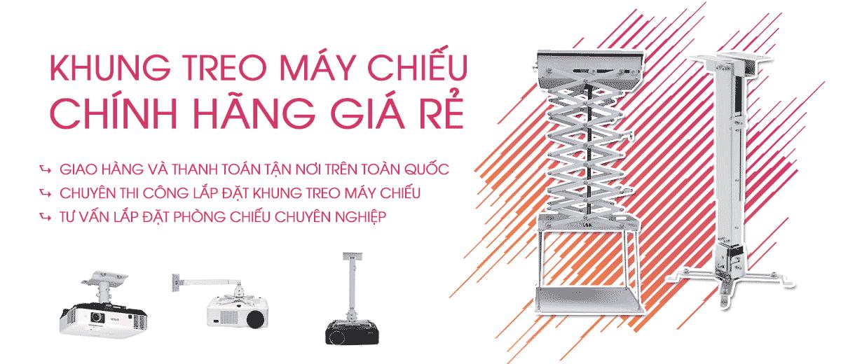 Khung treo máy chiếu đa năng chính hãng giá rẻ nhất TpHCM, Hà Nội