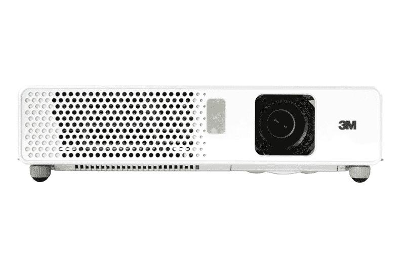 Máy chiếu 3M X20 với thết kế thân máy nhỏ gọn