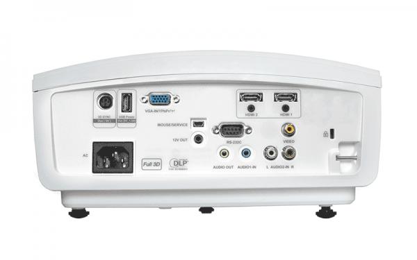 Optoma HD37 chuyên dùng cho nhu cầu xem phim 3D gia đình