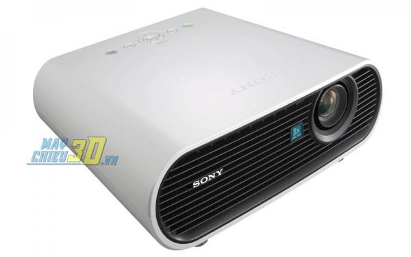 Máy chiếu Sony VPL-ES7 sử dụng chiếu bóng đá