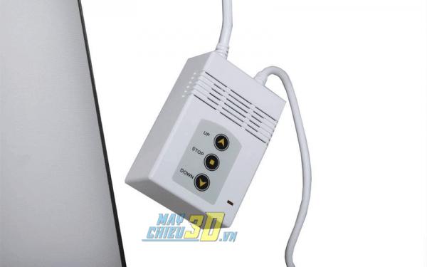 Bộ điều khiển màn chiếu điện chính hãng Dalite, Apollo, Hpec, EXZEN giá rẻ