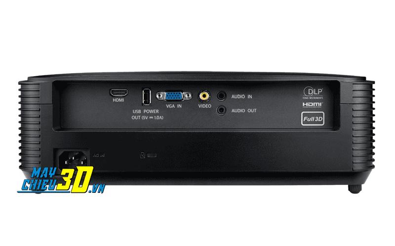 Máy chiếu Optoma PS346 độ sáng 3700AnsiLumens giá rẻ nhất toàn quốc