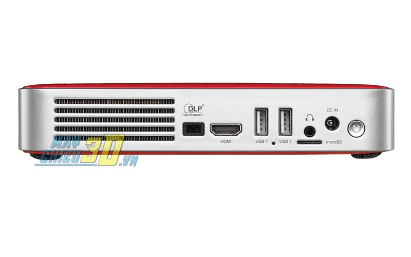 Sản phẩm máy chiếu Vivitek Qumi Q38 chính hãng giá rẻ