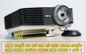 Bán máy chiếu 3D cũ giá rẻ tại TpHCM & Hà Nội