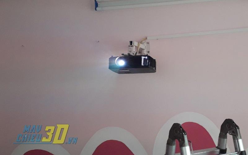 Lắp đặt máy chiếu 3D giá rẻ chất lượng cao tại TpHCM & Hà Nội
