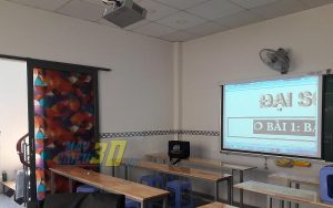 Máy chiếu trường học giá rẻ độ sáng cao đảm bảo chất lượng
