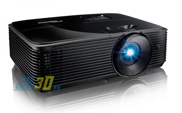 Máy chiếu Optoma PW450 có độ sáng cao với 3900 AnsiLumens
