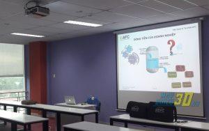 VNPC chuyên cung cấp và lắp đặt máy chiếu dạy học chuyên nghiệp