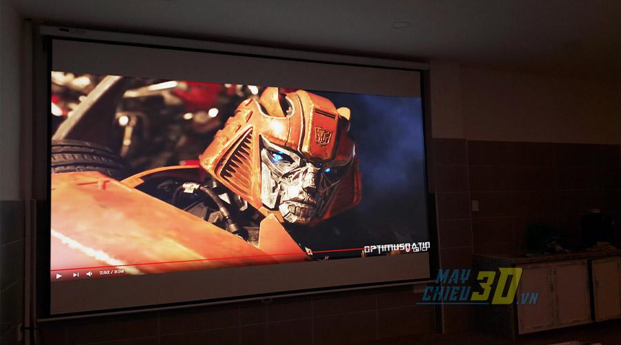 Lắp đặt máy chiếu phim gia đình Full HD 3D chất lượng giá rẻ nhất